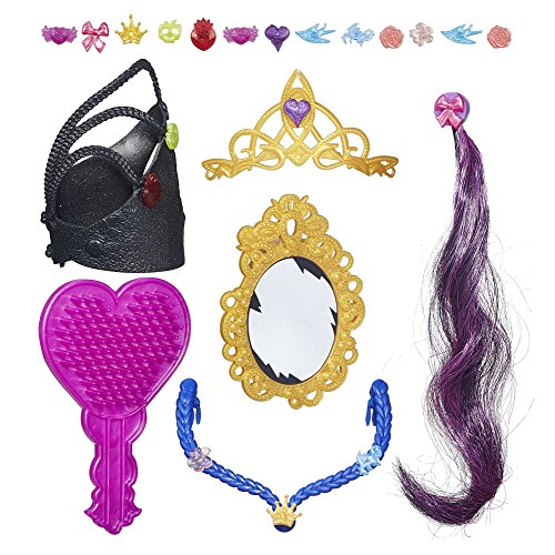Hasbro Descendants B3132EU4 - Zauberhaftes Schmuck-Set, Disney Schmuck (Evie Kostüm Disney)