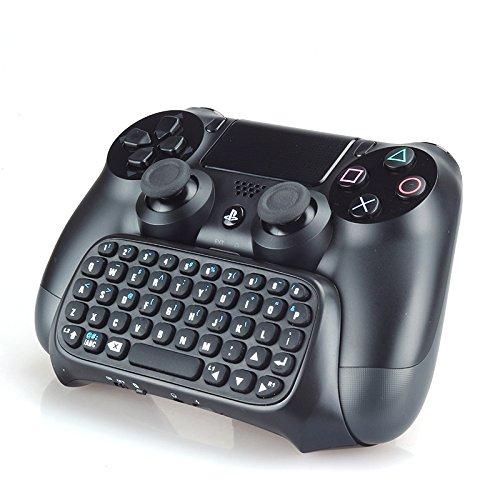 PS4 2.4G Drahtlose Tastatur ChatPad - Controller Gaming Nachricht USB GamePad Spiel Tastatur - Sony Playstation 4
