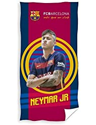 FC Barcelona Neymar Toalla 70x140cm