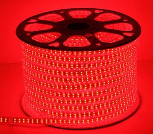 FWEF un metro 60 perle impermeabile ad alta tensione Patch luci con luce morbida flessibile 220v (5m) . 4