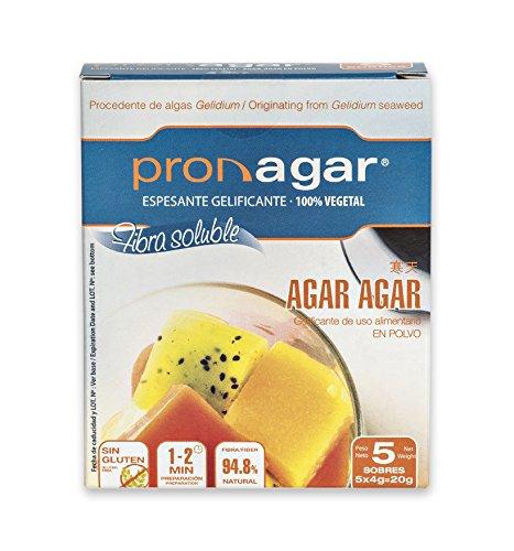 Agar-Agar en Polvo 5 sobres de Pronagar