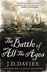 The Battle of All The Ages (Matthew Quinton Journals Book 5)