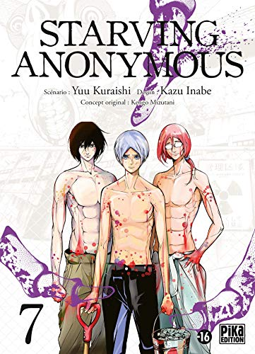 Starving Anonymous Edition simple Tome 7