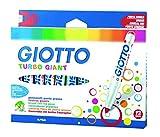 Die besten Waschbar Marker - Giotto 424800Maxi Marker–Super waschbar Bewertungen