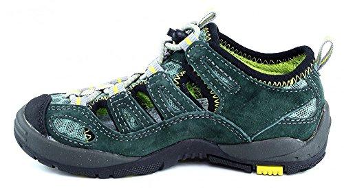 Vado tom sandale garçon-vert-bottle zipper Vert - Vert