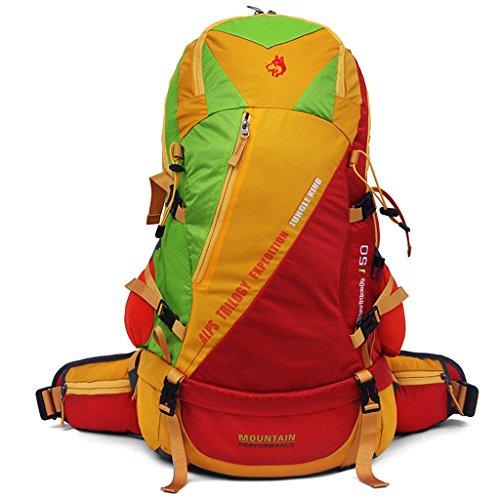 50L grande capacité multi-usages sac à bandoulière sac à dos ultra-léger en nylon Boden voyage sac à dos en plein air sac à dos de sport