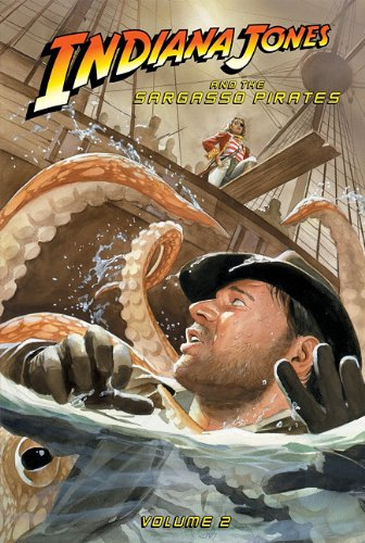 Indiana Jones and the Sargasso Pirates, Volume 2