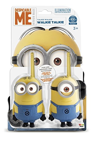 Image of Despicable Me 3 Walkie Talkies