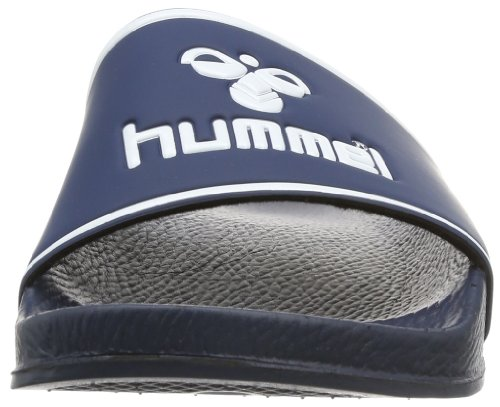 Badeschuhe Blue Pool dress 145 amp; Dusch white erwachsene 7648 Blau 60 Unisex Hummel vqn0Aq