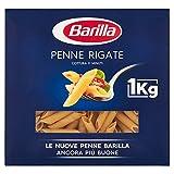 Barilla Pâtes Penne Rigate 1 kg