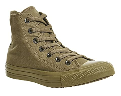 All Star Olive - Converse Chuck Taylor All Star High Baskets
