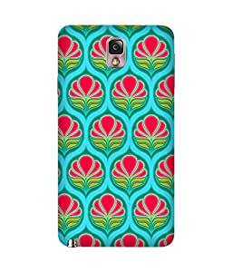 Neon Retro Samsung Galaxy Note 3 Case