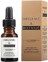Organic & Botanic Sérum Régénérateur pour Contour des Yeux 15 ml