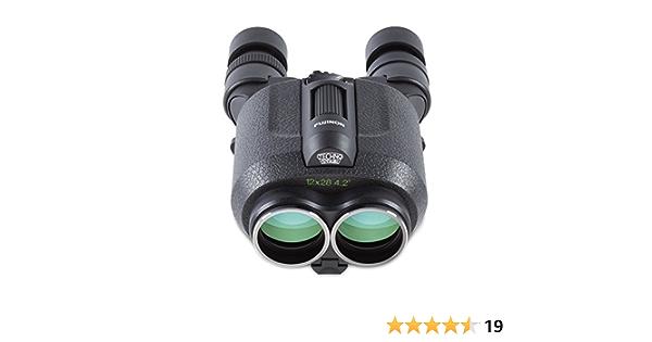 Fujinon Techno Stabi Ts12x28 Fernglas Zur Kamera