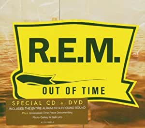 Out of Time (inclus 1 DVD)