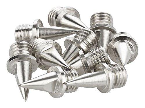 Spike-Dornen 6 mm 28 St. Ersatz-Nägel für Leichtathletik-Spikes Allround LAUFSTOFF