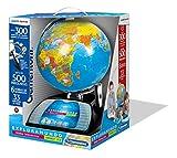 Clementoni Explora El Mundo-Globo Interactivo Premium, Multicolor (55247) (Versión...
