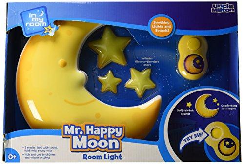 Uncle Milton In My Room Jr. Big Red Rocket luz Nocturna para decoración de habitación Infantil