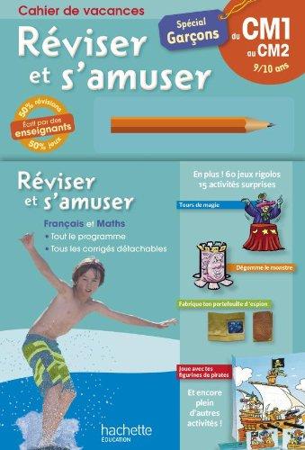 REVISER ET S'AMUSER - Garçons CM1/CM2