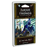 Fantasy Flight Games Juego de Tronos - La Paz del Rey, Juego de Cartas (Edge Entertainment EDGGT04)
