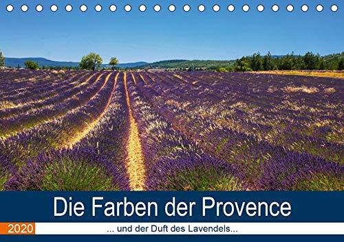 Die Farben der Provence... und der Duft des Lavendels... (Tischkalender 2020 DIN A5 quer): Tiefe sonnige Farben vermitteln den Duft und das Licht der ... (Monatskalender, 14 Seiten ) (CALVENDO Orte) - Provence 4 Licht