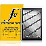 Forefront Cases Acer Iconia One 10 B3-A50 Protections d'Écran en Verre Trempé [LOT DE 1] | Film Ultra-mince 0.3mm de Dureté 9H | Anti Traces de Doigts Anti Rayures | Haute Transparence & Haute Réponse