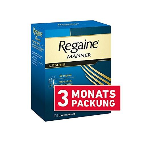 Regaine Männer Lösung 3X60 ml