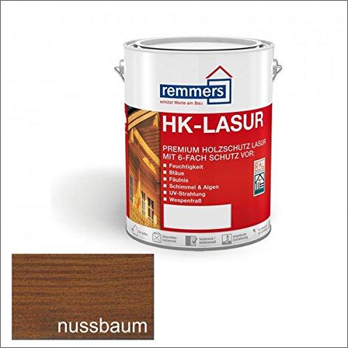 Preisvergleich Produktbild Remmers Aidol HK-Lasur 6-fach Schutz 2260 Nussbaum Aktionsgebinde 3,0l