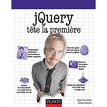 jQuery : Tête la première