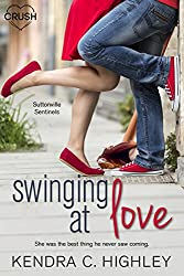 Swinging at Love (Suttonville Sentinels)