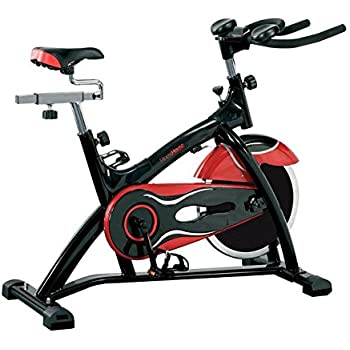 SG - Bicicleta spinning regulable 24 kg por correas: Amazon.es ...