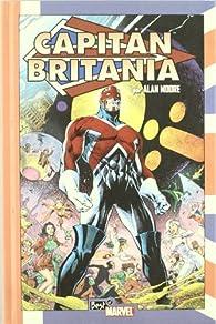 Capitán Britania par Alan Davis