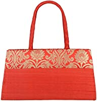 Cottage Women's Handbag (Orange)