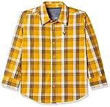 #4: Allen Solly Junior Boys' Plain Cotton Shirt