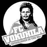SpielRaum T-Shirt Mike Werner, FC Vokuhila ::: Farbauswahl: deepred, schwarz, oliv oder navy ::: Größen: S-XXL ::: Fu�