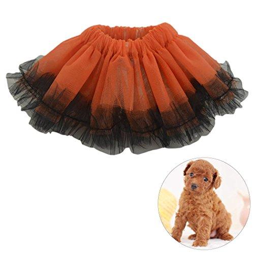 ck Nettes Ballett Kostüm Pet Rock Hund Kostüm Rock für Halloween Weihnachtsfeier ()