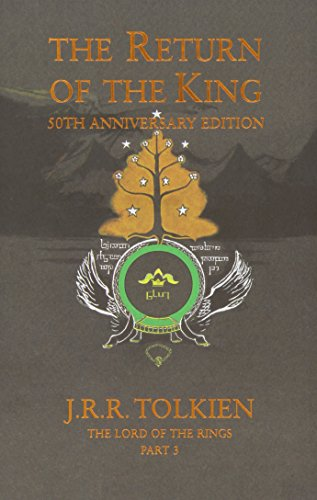 Buchseite und Rezensionen zu 'The Return of the King (Lord of the Rings 3)' von J. R. R. Tolkien