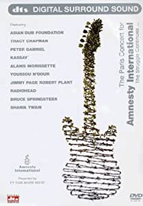 Various Artists - The Paris Concert for Amnesty International