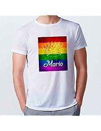 4455f7329e Amazon.es  Orgullo - Camisetas   Camisetas y tops  Ropa