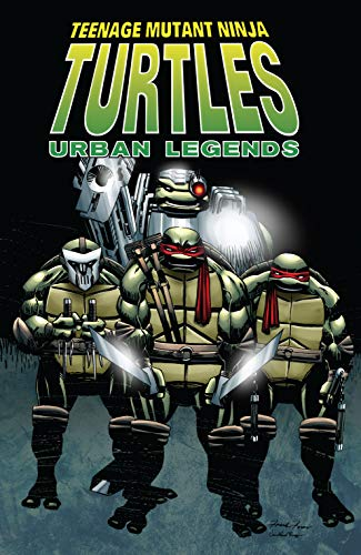 Teenage Mutant Ninja Turtles: Urban Legends Vol. 1 (English ...