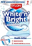 White 'n' Bright - Fabric Whitener - Brightens Whites and Prevents Greying - 7 Pack