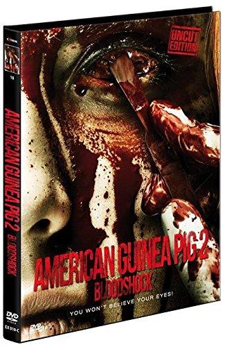 American Guinea Pig 2 - DVD Mediabook - Cover C (Pig-c C Und Guinea)
