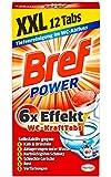 Bref Bref Power WC Kraft Tabs, 4er Pack (4 x 300 g)