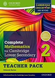 Complete Mathematics for Cambridge Lower Secondary Teacher Pack 2: For Cambridge Checkpoint and beyond