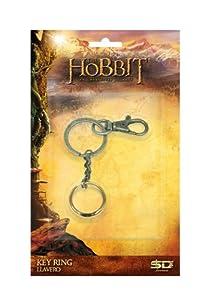 SD toys - The Hobbit, Anillo Único, Llavero mosquetón (SDTHOBB2729)