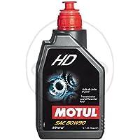 Motul 100102 Getriebeöl HD 80W-90, 1 L
