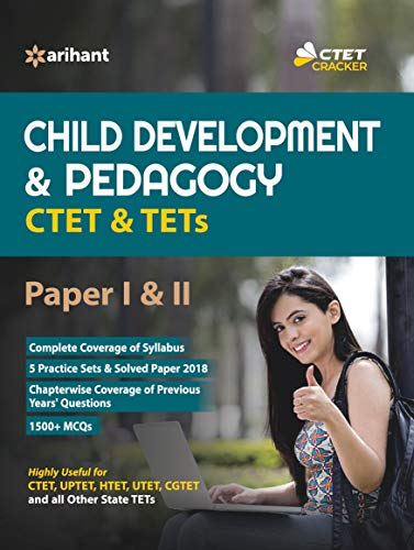 CTET and TETs Child Development and Pedagogy Paper 1 and 2