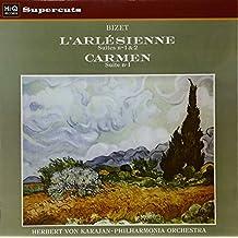 Bizet:L'arlesienne Suites 1&2 [Import anglais]