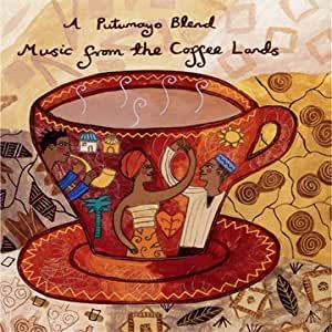 A Putumayo Blend: Music of the Coffee Lands [Import allemand]