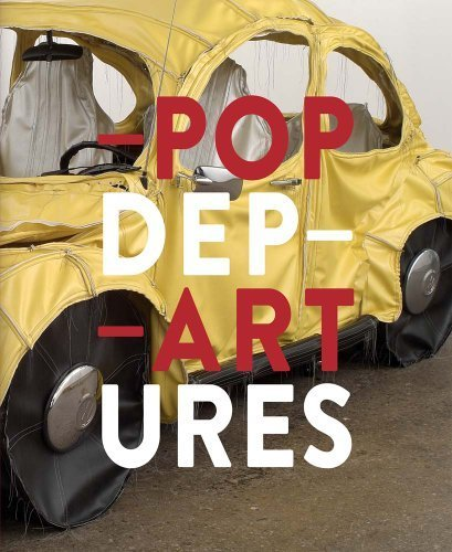 Pop Departures (Seattle Art Museum) by Manchanda, Catharina (2014) Hardcover